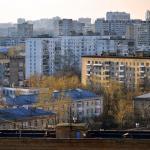 ソ連の街並み
